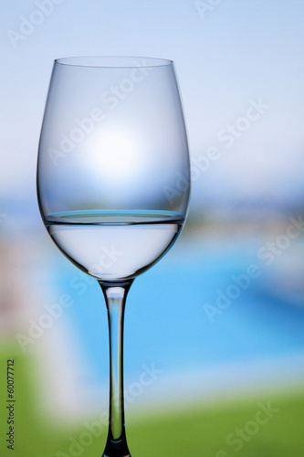 glass water