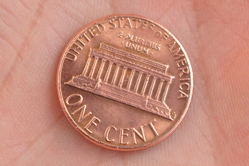 one cent