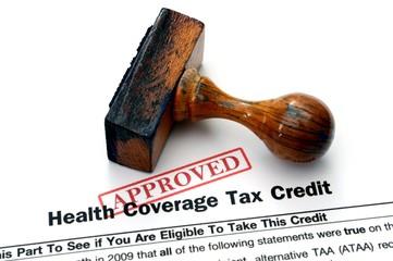 Health tax form