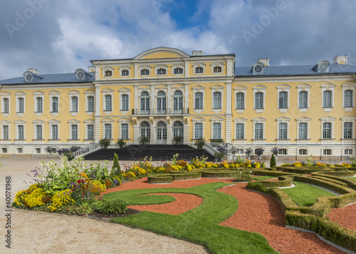 Governmental historical museum of Rundale palace
