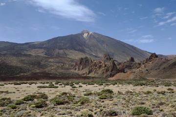 paisaje Teide 1