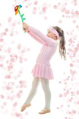 Piccola ballerina di danza