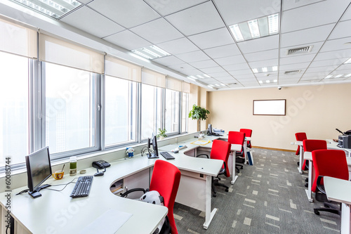 Interior of a modern office - 60085744