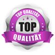 Top Qualität Siegel in lila silber