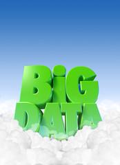Big Data In Clouds
