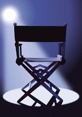 Chaise Realisateur Film