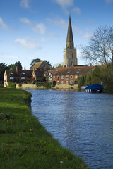 Abingdon by the Thames
