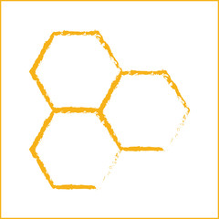 bee hive icon vector