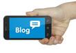 Blog. Mobile