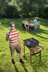 Barbecue chef