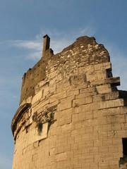 Italie - Rome Via Appia - Mausolée de cécilia Metella