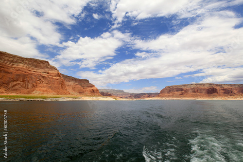 lac powell, Arizona-Utah