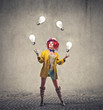 Juggling Clown