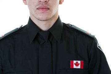 Police Student Torso