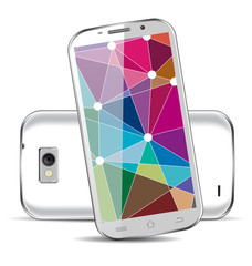 Mobile / Tablet / Smartphone Vector Illustration