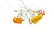 Splashing Paprika.