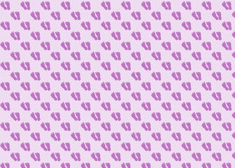 Babyfüße in lila