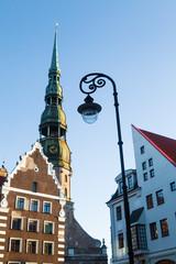 historische Altstadt von Riga