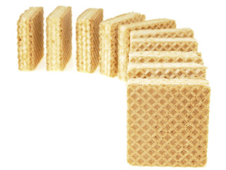 line wafer domino
