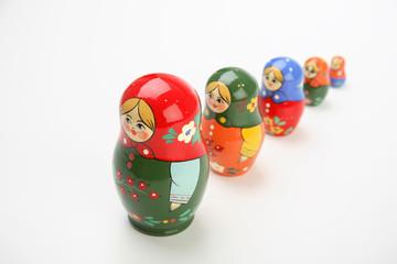 muñeca rusa