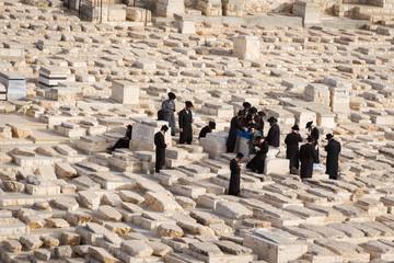 Hasidic funeral
