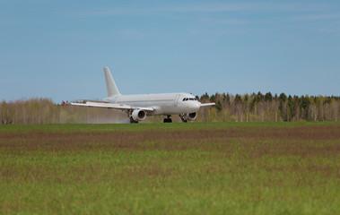 landing a jet