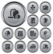 Home electronics button set