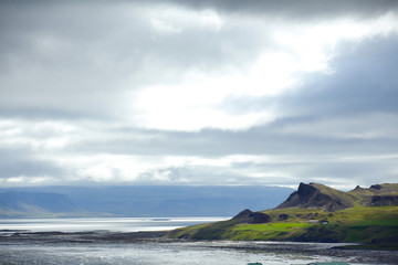 East Fjords Iceland