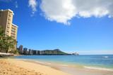 Fototapety ハワイワイキキビーチ