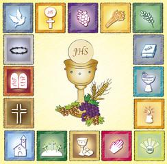 religion card