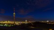 TIMELAPSE munich @ night