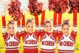 Cheerleaders Team poster
