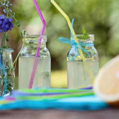 sommerliche limonade