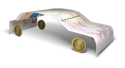 cost of fule in the UK