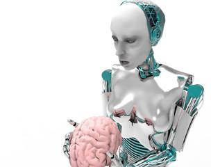 Humanoid with Brain