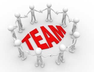 Concept of team