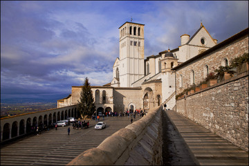 Basilica San Francesco, Assisi