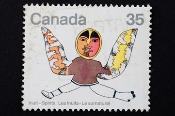 Inuit spirits