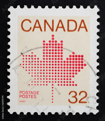 Maple stamp