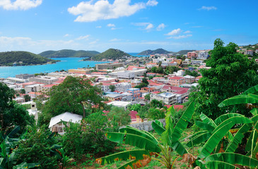 St Thomas harbor