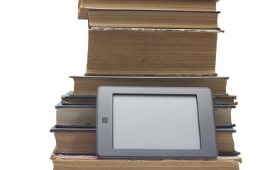 EBOOK AND  PRINTED BOOKS.