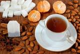 Tè, cannella e mandarino