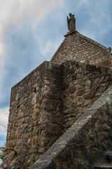 France. Normandy. Mont Saint-Michel.