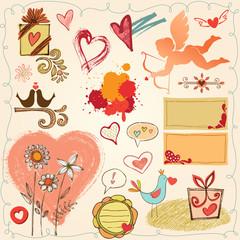 Valentines Elements
