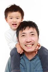 パパと息子