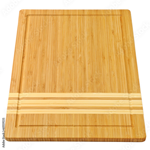 breadboard isolated on white background