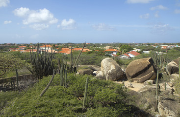 The Caribbean Islands. Aruba.