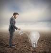 Cultivate an idea