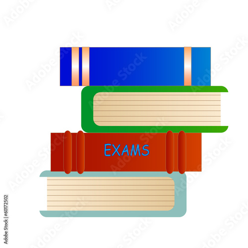 Exams books