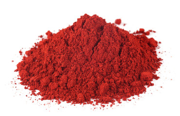 Textile color powder